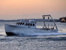 R/V Jamie Hanna based out of Hull, MA